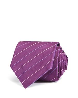 Boss Alternating Hairline Stripe Classic Tie