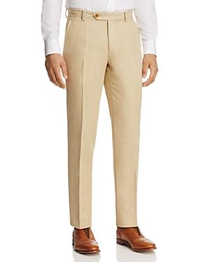 Brooks Brothers Irish Linen-Blend Classic Fit Pants