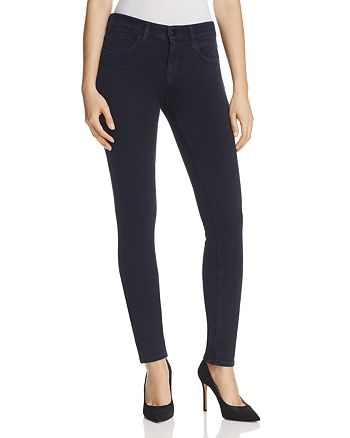 Mavi - Adriana Skinny Jeans in Midnight