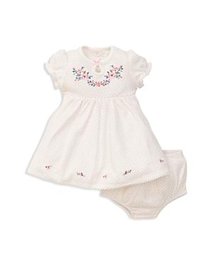 Little Me Girls' Embellished Dress & Bloomers Set - Baby