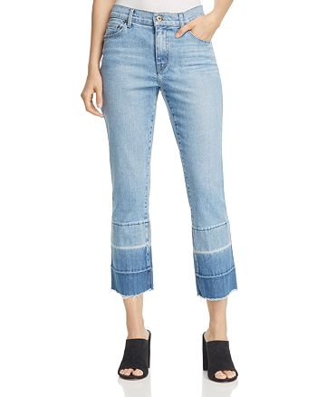Pistola - Released Hem Baby Bootcut Jeans in Stayin' Alive - 100% Exclusive