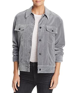 rag & bone/Jean Velvet Jacket