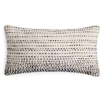"""Oake - Ombré Stripe Decorative Pillow, 12"""" x 20"""" - 100% Exclusive"""