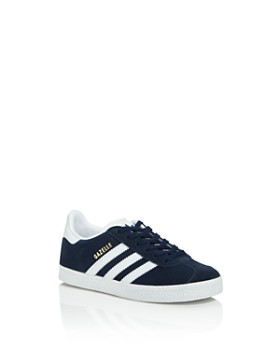 Adidas - Unisex Gazelle Suede Lace Up Sneakers - Toddler, Little Kid