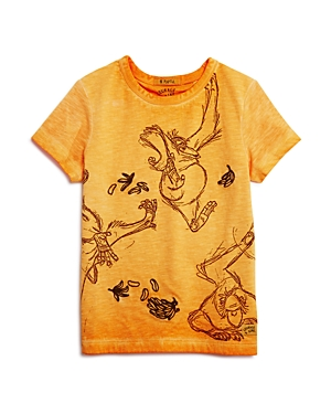 Courage & Kind Boys' The Jungle Book King Louie Tee, Little Kid - 100% Exclusive