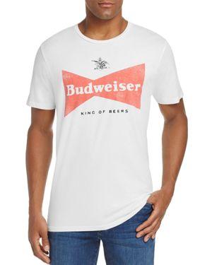 Junk Food Budweiser King of Beers Logo Tee - 100% Exclusive
