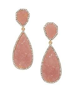 BAUBLEBAR - Moonlight Druzy Earrings