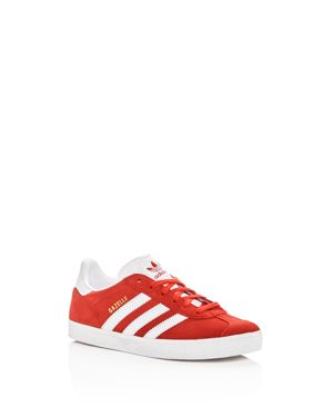 Adidas Unisex Gazelle Suede Lace Up Sneakers - Toddler, Little Kid 2906953