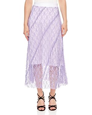 Sandro Babet Lace Skirt