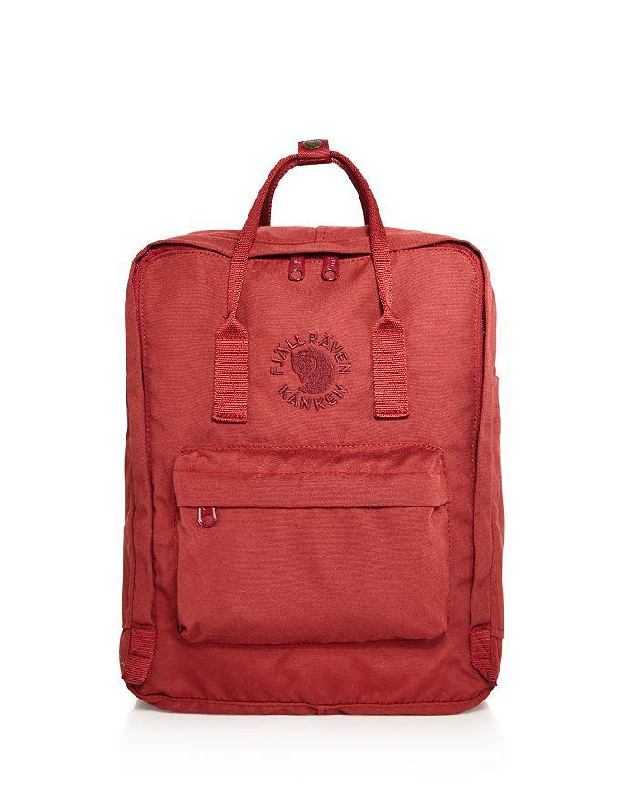 49deec10aefbf Fjällräven - Water-Resistant Re-Kanken Backpack