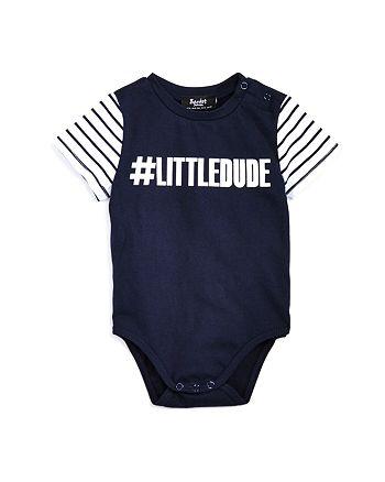 Bardot Junior - Boys' Hashtag Little Dude Bodysuit - Baby