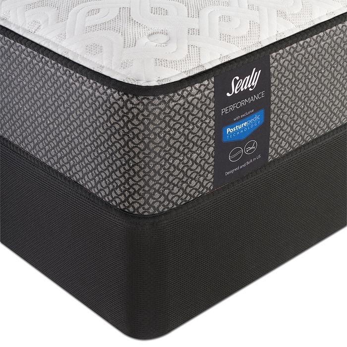 Sealy Posturepedic - Merriment Firm TT Twin Mattress & Box Spring Set