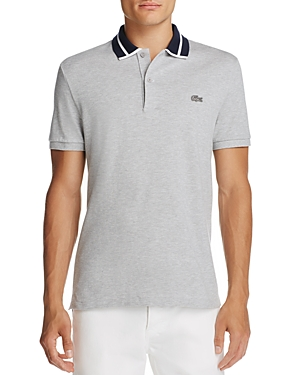 Lacoste Short Sleeve Slim Fit Polo
