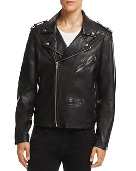 BLANKNYC - Leather Motorcycle Jacket