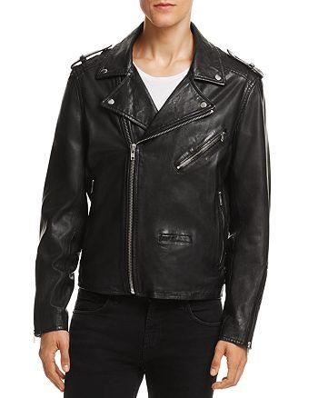 BLANKNYC - Leather Motorcycle Jacket