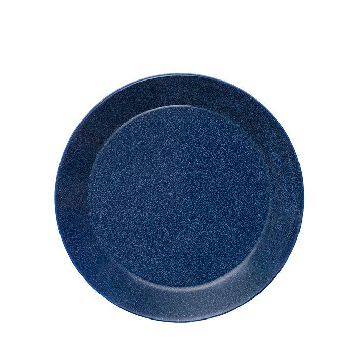 Iittala - Teema Dotted Blue Bread & Butter Plate