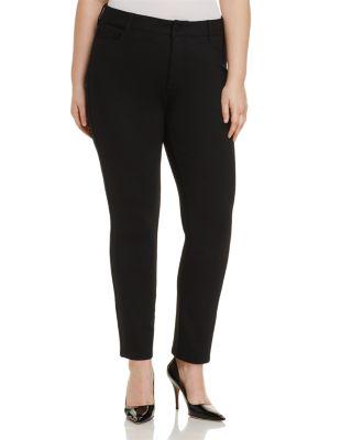 $NYDJ Plus Sheri Slim Pants - 100% Exclusive - Bloomingdale's