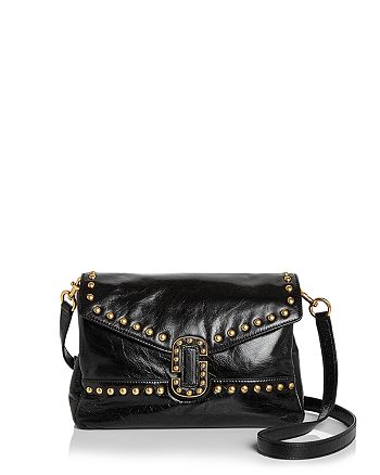 MARC JACOBS - Envelope Studded Small Leather Crossbody