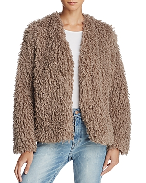 Beltaine Faux-Shearling Jacket