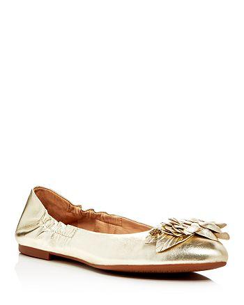d6682f8214cc Tory Burch - Women s Blossom Ballet Flats