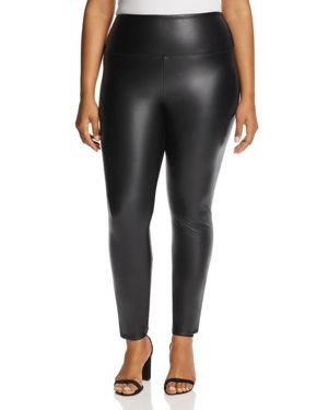 Lysse Plus Vegan Leather Leggings