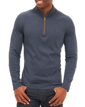 Robert Graham Elia Quarter-Zip Sweater - 100% Exclusive