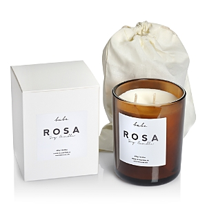 Babe Large Rosa Candle
