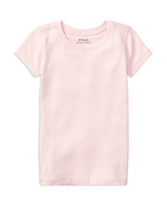 Ralph Lauren - Girls' Crewneck Tee - Little Kid