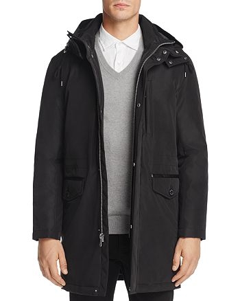 Cole Haan - Hooded Parka Jacket