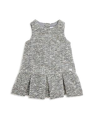 Tartine et Chocolat Girls Sleeveless Tweed Dress  Baby