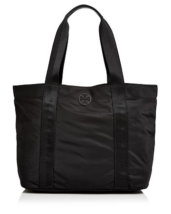 Tory Burch - Quinn Large Zip Nylon Tote