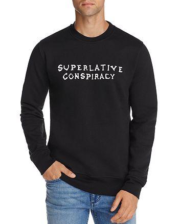 WeSC - Superlative Conspiracy Sweatshirt