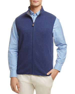 Vineyard Vines Zip-Front Vest