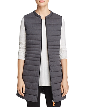 Save The Duck Packable Long Puffer Vest - 100% Exclusive