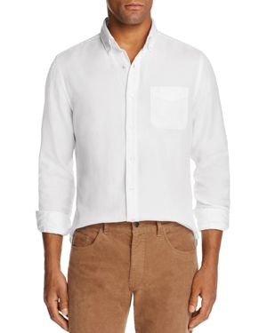 The Men's Store at Bloomingdale's Oxford Regular Fit Sport Shirt - 100% Exclusive thumbnail