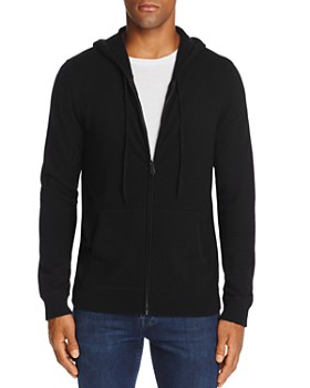 The Men's Store at Bloomingdale's - Cashmere Full Zip Hoodie - 100% Exclusive