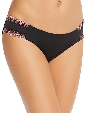 Becca by Rebecca Virtue Mardi Gras Bikini Bottom