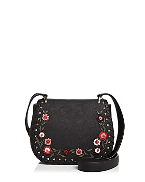 kate spade new york Madison Daniels Drive Embellished Leather Crossbody