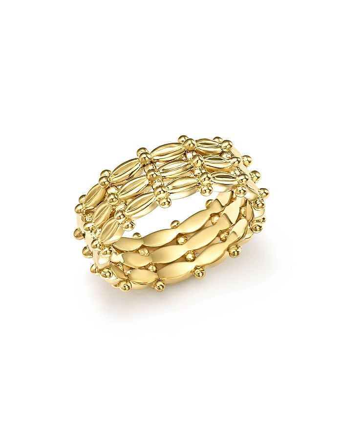 Temple St. Clair - 18K Yellow Gold Vigna Ring