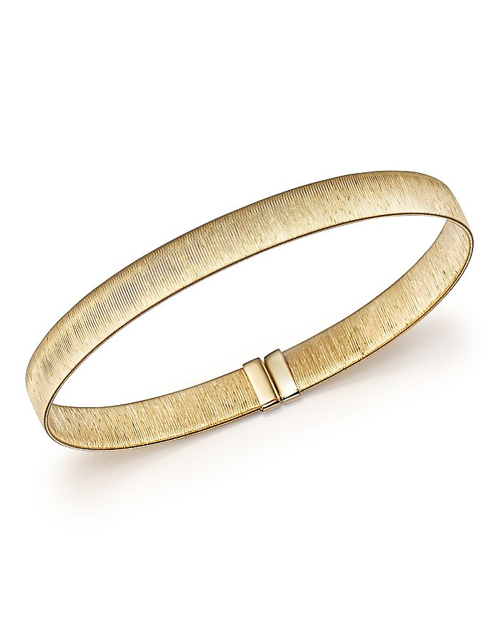 Bloomingdale's - 14K Yellow Gold Polished Cuff - 100% Exclusive