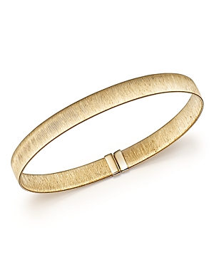 14K Yellow Gold Polished Cuff - 100% Exclusive