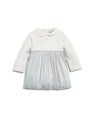Armani Junior Girls Sparkly Tulle Dress  Baby