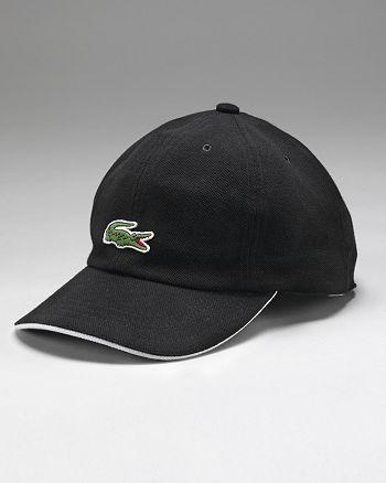 fb03d69e1af Lacoste - Men s Pique Baseball Cap