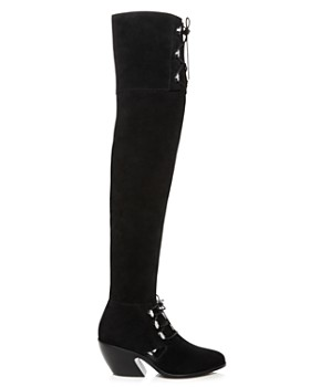 Opening Ceremony - Women's Arielle Suede Over-the-Knee Boots