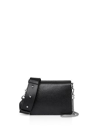 572c2d49744 ALLSAINTS Zep Leather Shoulder Bag   Bloomingdale s