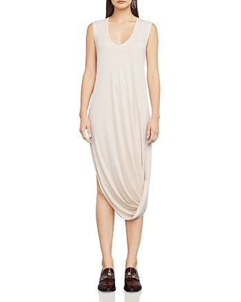 BCBGMAXAZRIA - Bre Asymmetric-Hem Dress