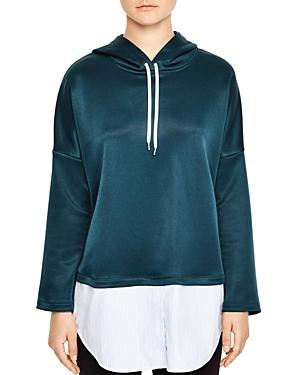 Sandro Bastien Hooded Sweatshirt