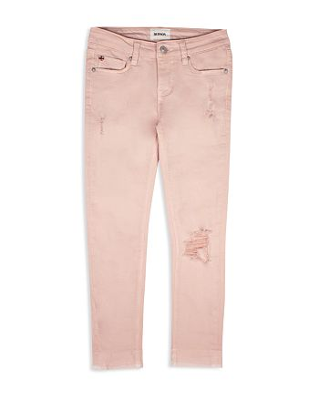 Hudson - Girls' Distressed Skinny Jeans - Big Kid