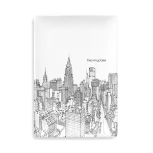 Fringe Nyc Cityscape Tray with Box - 100% Exclusive