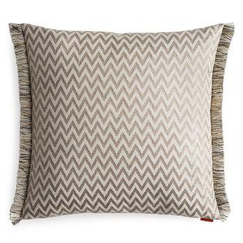 "Missoni - Standford Decorative Pillow, 16"" x 16"""